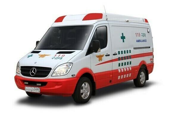 MB Sprinter Ambulance