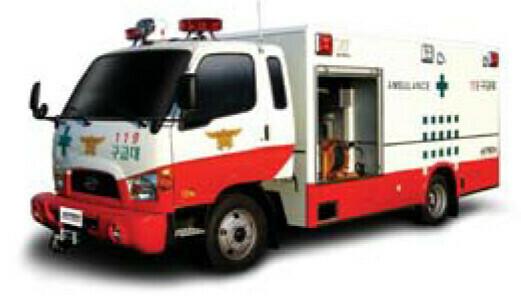 Multi-Purpose Fire Ambulance