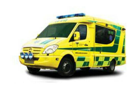 MB Sprinter Ambulance(Modular)