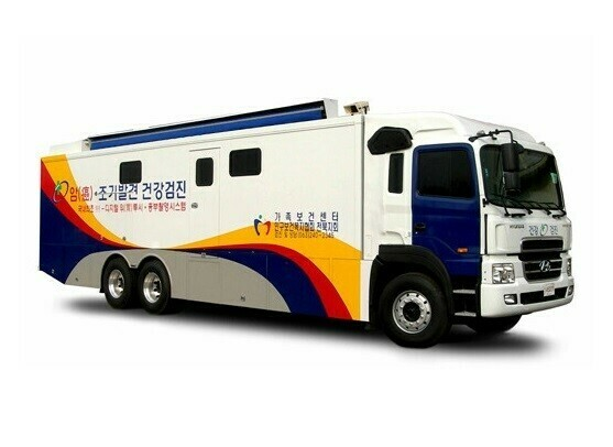Mobile Cancer Examination