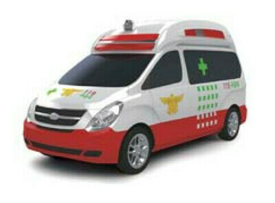 New Grand Starex Ambulance(ALS)