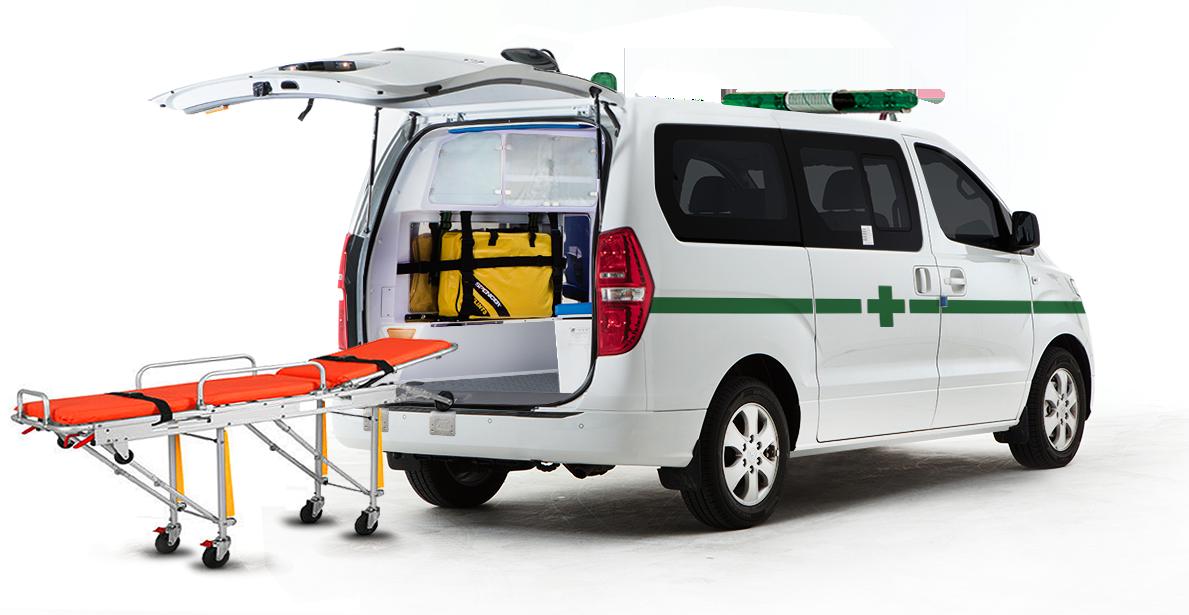 Grand Starex Ambulance(BLS)