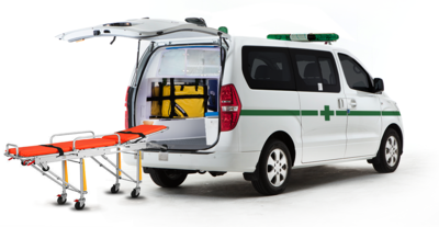 Grand Starex Ambulance(BLS)