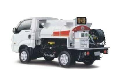 Oil Sale Truck