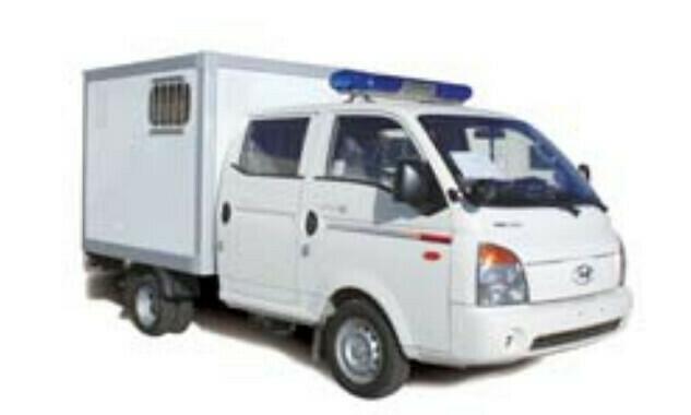 Convoy Vehicle Crime