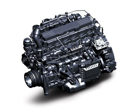 CNG ENGINE 6.8L G240