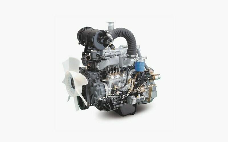 D4AF-G DIESEL GENERATOR ENGINE