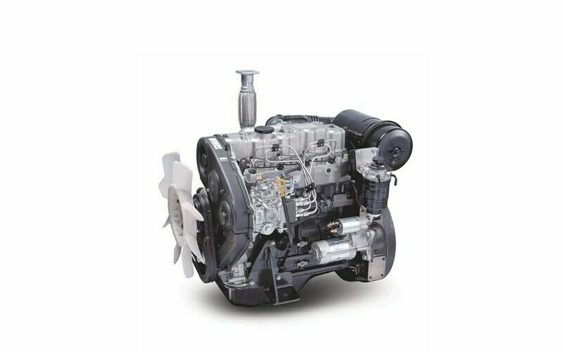 D4BB-G1/G2 DIESEL GENERATOR ENGINE