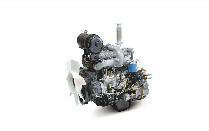 D4AK-G DIESEL GENERATOR ENGINE