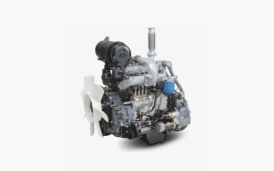 D4DA-G DIESEL GENERATOR ENGINE