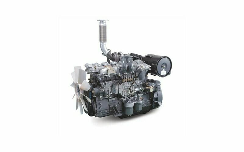 D6AZ-G1/G2 DIESEL GENERATOR ENGINE