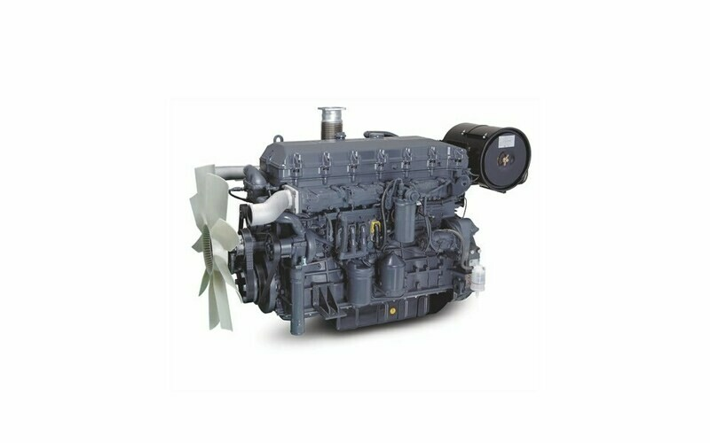D6CC-G1/G2 DIESEL GENERATOR ENGINE