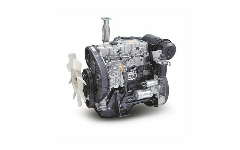 D4BB-C4 DIESEL INDUSTRIAL ENGINE