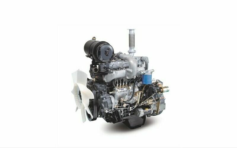 D4AK-P DIESEL INDUSTRIAL ENGINE