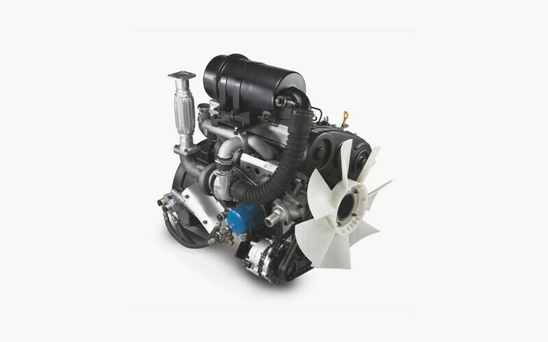 D4BB-C8 DIESEL INDUSTRIAL ENGINE