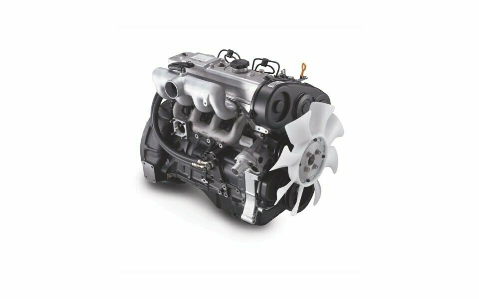 D4BB-P1 DIESEL INDUSTRIAL ENGINE