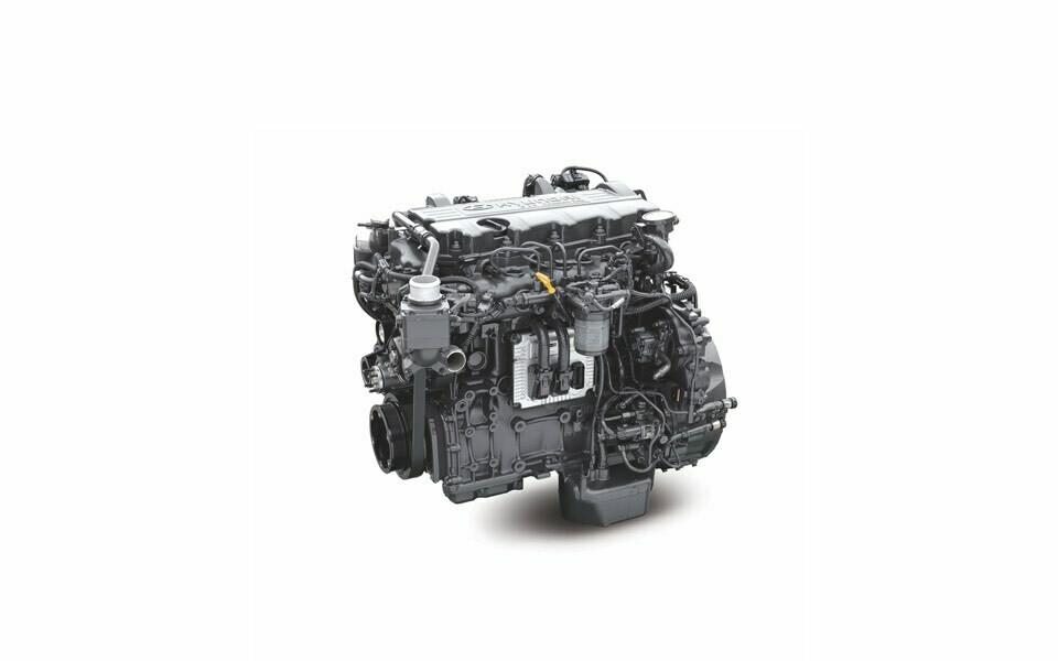 D4GB-C1 DIESEL INDUSTRIAL ENGINE