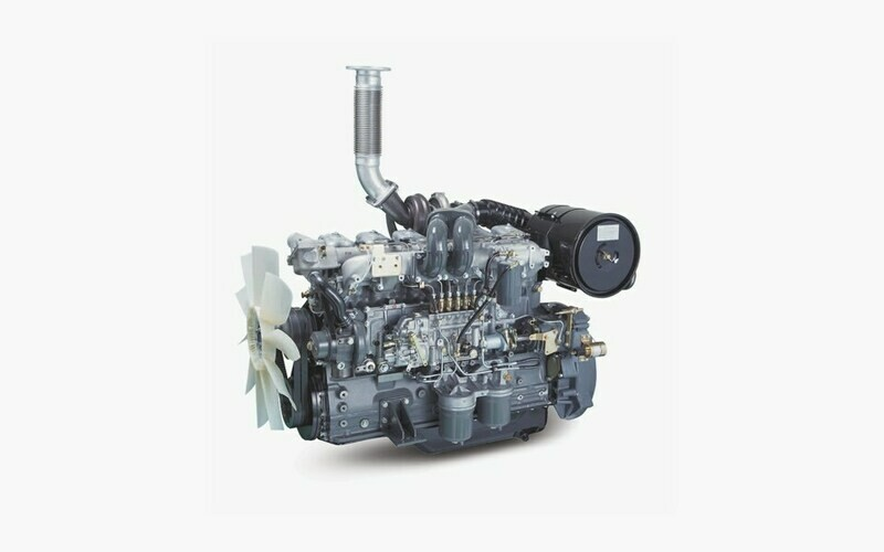 D6AZ-P DIESEL INDUSTRIAL ENGINE