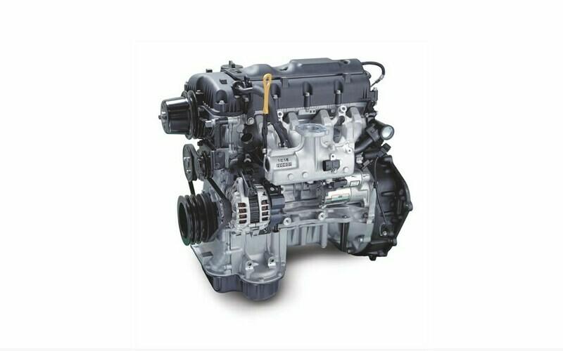 L4KB-C1 DIESEL INDUSTRIAL ENGINE