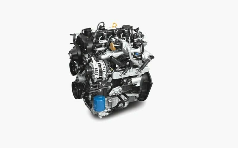 D4HB-C1 DIESEL INDUSTRIAL ENGINE