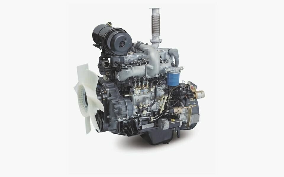 D4DA-P DIESEL INDUSTRIAL ENGINE