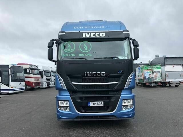 Iveco LNG Tractor