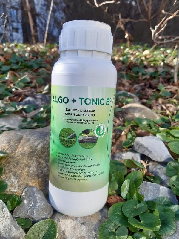 Algo+Tonic B®