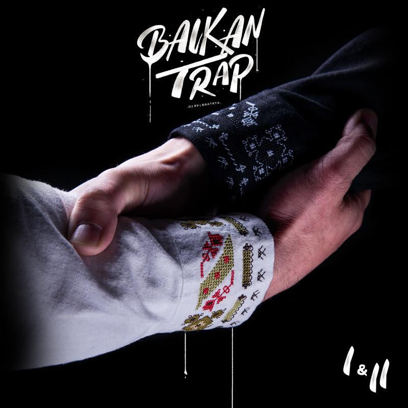 DJ 89 - BALKAN TRAP | & || (CD Digipack ALBUM)