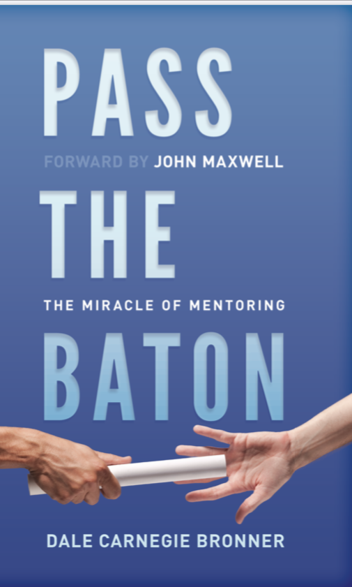 Pass the Baton: The Miracle of Mentoring