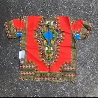 Unisex Colorful Dashiki