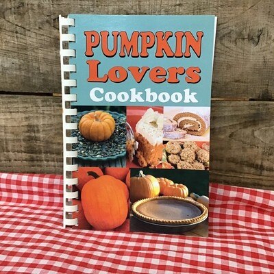 Pumpkin Lovers Cookbook