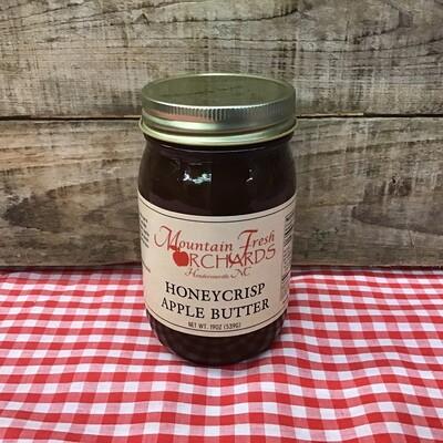 Apple Butter - Honey Crisp 19 oz
