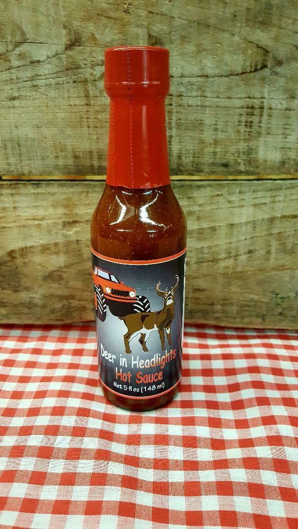 Deer in Headlights Hot Sauce