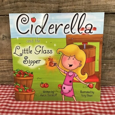 Ciderella & the Little Glass Sipper