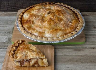 Apple Pie - No Sugar Added