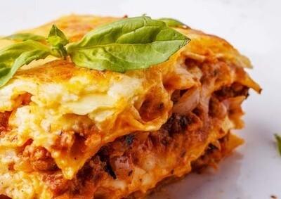Lasagne bolognaise / 1 persoon