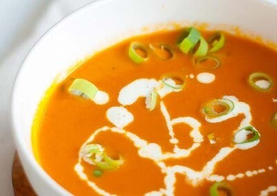 Soep tomaten met room  / 1 liter