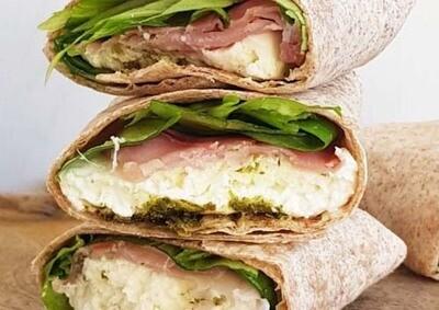 Wrap Italiaanse ham / 1 persoon