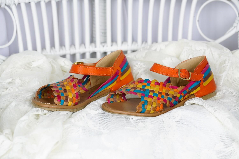 825 Ssandal Basket Weave Colors