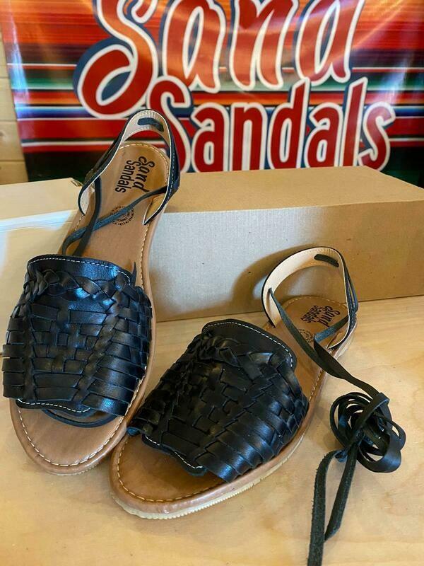 910-03 LU Sandal Black