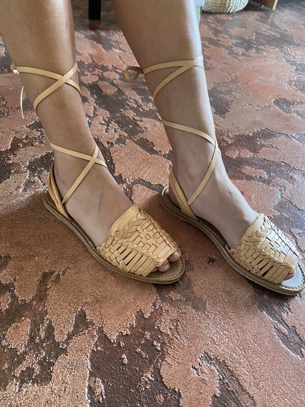 910-02 LU Sandal Tan