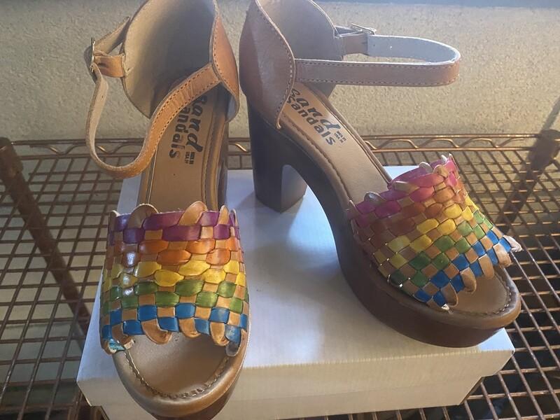 981 Pride Chunky Heel