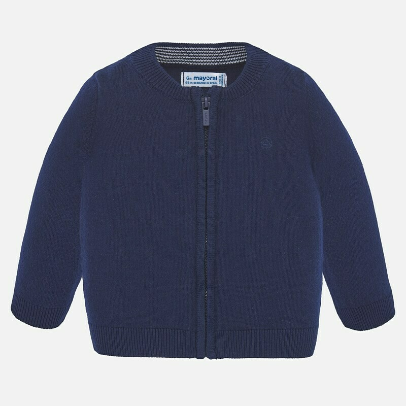 305 NVY SWEATER