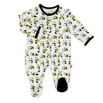 Magnetic Me Pudgy Pineapple Modal Footie 17433