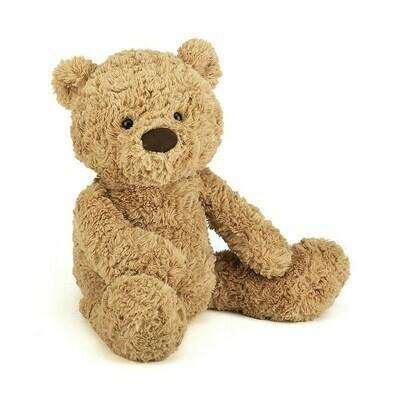JellyCat Bumbly Bear Medium 17