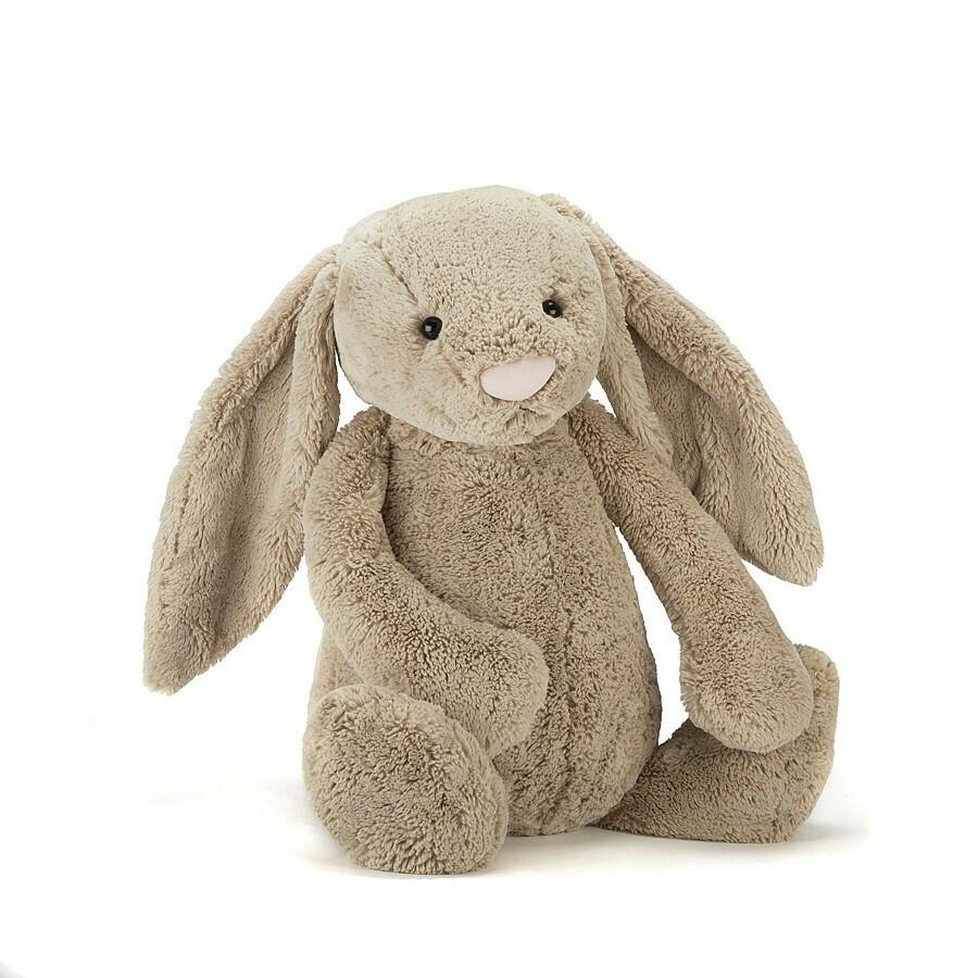 JellyCat Bashful Bunny Beige Huge