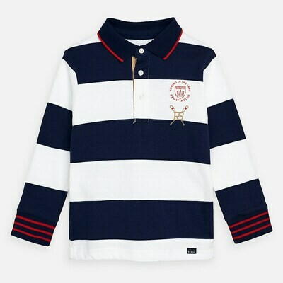 Mayoral L/S Polo Shirt 3159