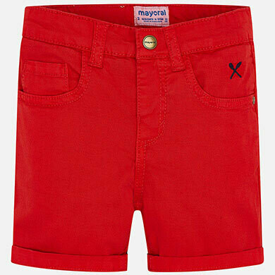 Mayoral Short Red 204