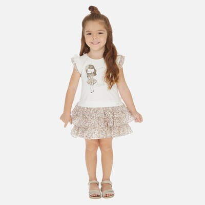 Mayoral Dress 3945