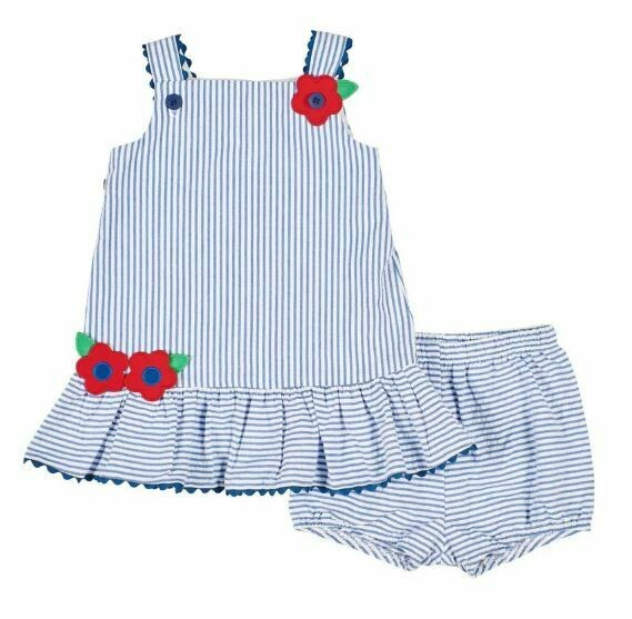 Florence Eiseman Dress Set 79638